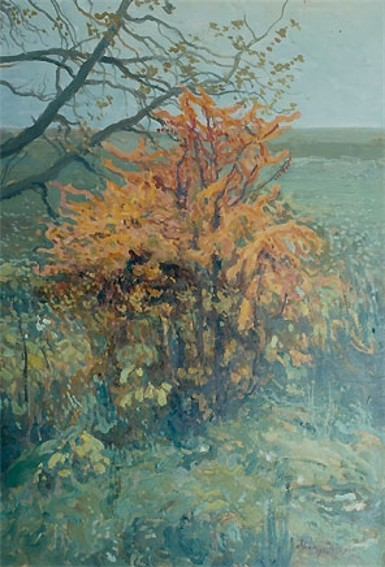 Image - Ivan Trush: Barberry.
