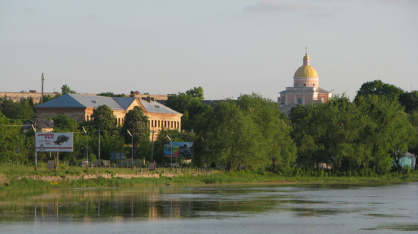 Image - A view of Tulchyn.