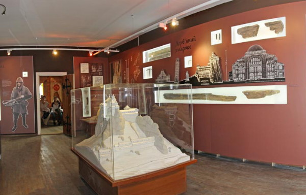 Image - Museum of the History of the Tustan Fortress.