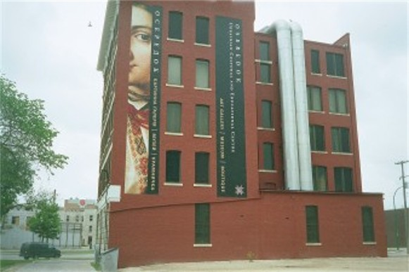 Image - The Ukrainian Cultural and Educational Centre (Oseredok) in Winnipeg.