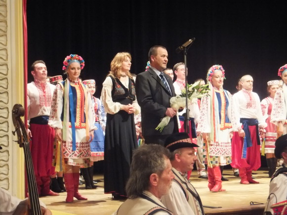 Image - Ukrainian Culture Days in Presov, Slovakia, organized by the Union of Ruthenian-Ukrainians of the Slovak Republic.