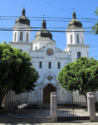Image - Ukrainian Dormition Cathedral in Buenos Aires.