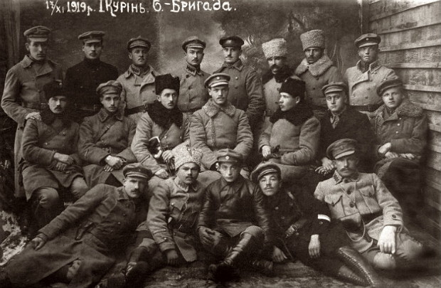 Image - The Ukrainian Galician Army: sixth kurin (17 November 1919).