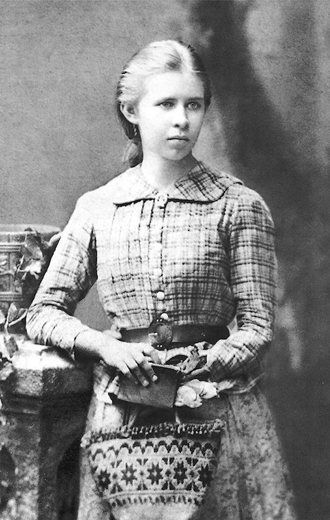 Image - Lesia Ukrainka (1880s photo).