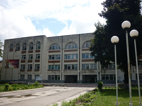 Image - Uman State Pedagogical University (new wing).