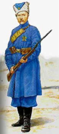 Image - The UNR Army: a Bluecoat soldier.