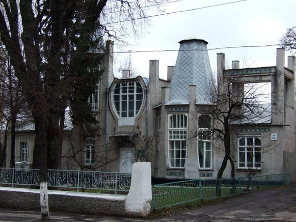 Image -- Vinnytsia: City  Art School.