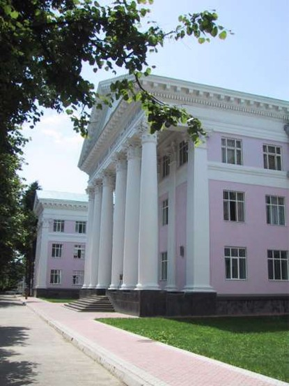 Image -- The Vinnytsia National Medical University.
