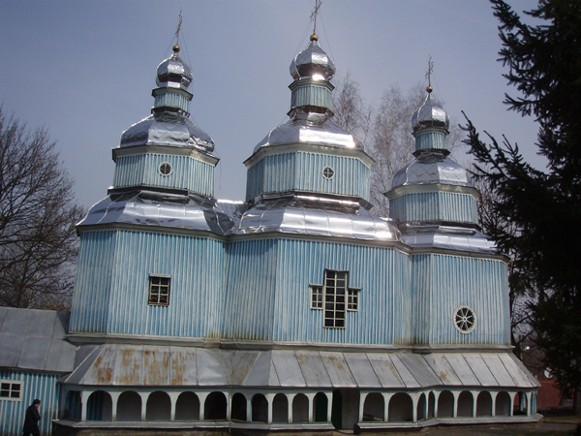 Image -- Vinnytsia: Church of Saint Nicholas (1746).