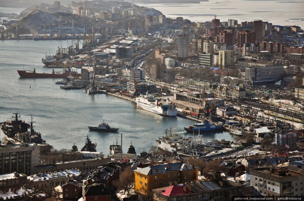 Image - Vladivostok in the Far East (port).