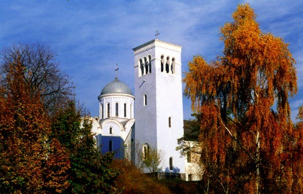 Image - The Dormition Cathedral in Volodymyr-Volynskyi (1160).