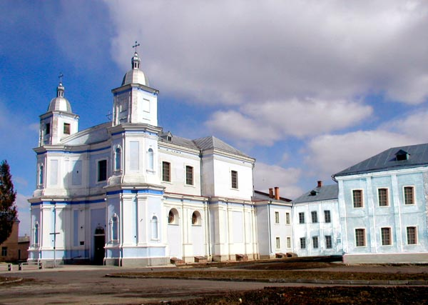 Image - Volodymyr-Volynskyi: Nativity Cathedral.