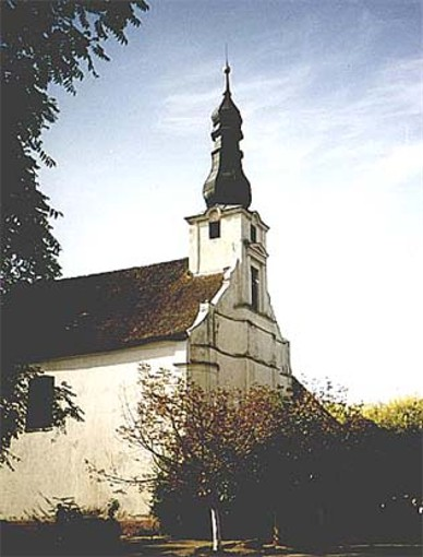 Image - A Franciscan church (14th-15th century) in Vynohradiv.