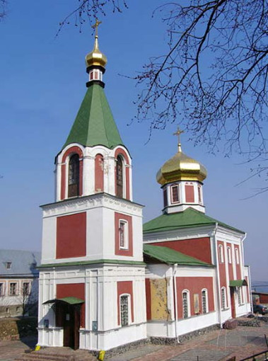 Image - Vyshhorod: Saints Borys and Hlib Church.