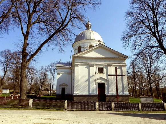 Image - Verkhrata (Werchrata): St. Joseph's Roman Catholic (formerly Greek Catholic) Church