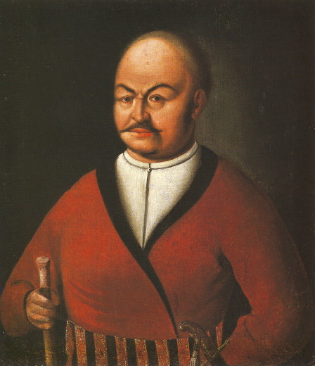 Image - A portrait of Ivan Zabila (eatly 18th century).