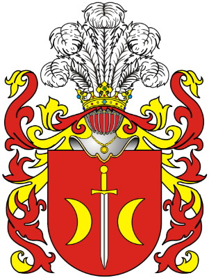 Image - The Zabila family coat of arms.