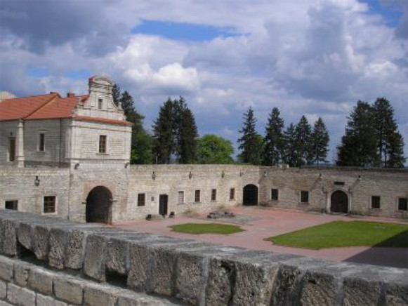 Image - The Zbarazh castle.