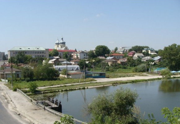 Image - A view of Zbarazh, Ternopil oblast.