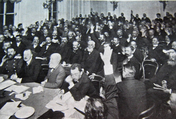Image - Congress of zemstvos (1905).