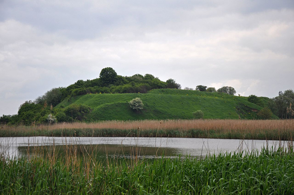 Image - Zhydachiv, Lviv oblast: a site of medieval Kyivan Rus fortified settlement.