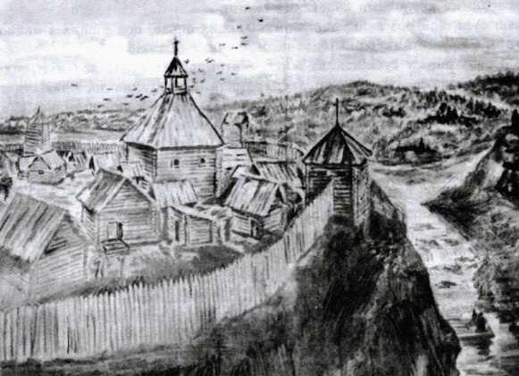Image - The Zhytomyr castle (reconstruction).