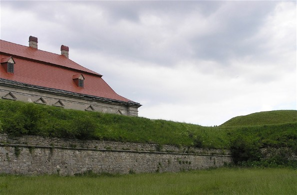 Image - Zolochiv castle (16th century; rebuilt in 1634-6).