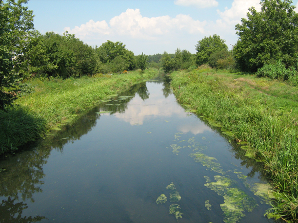 Image - The Zolotonoshka River.